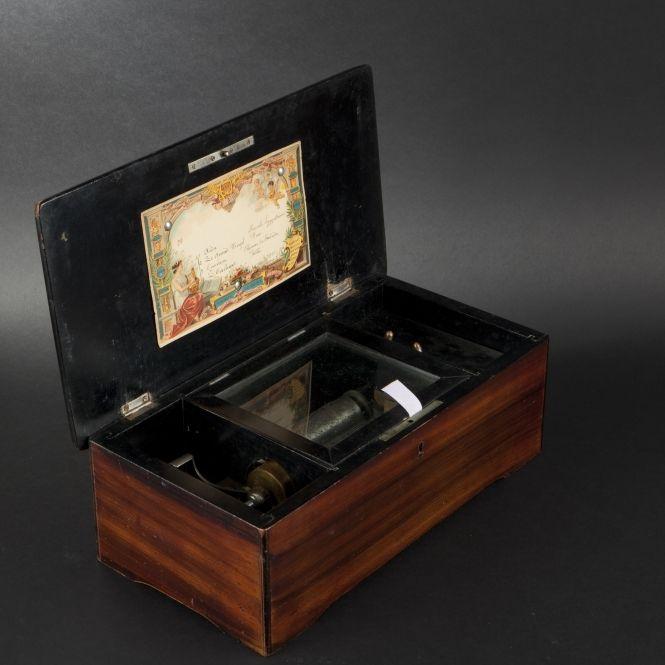 boite musique 1890 1900 jouets anciens pinterest music boxes box and catalog. Black Bedroom Furniture Sets. Home Design Ideas
