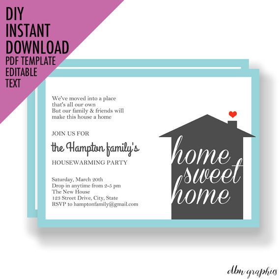 25 best HouseWarming images on Pinterest Birthdays, Outdoor - best of invitation letter format for housewarming