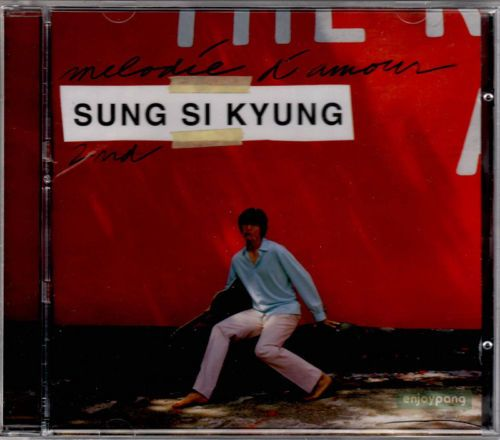 Sung Sikyung / 2nd Album CD - Melodie D'Amour / released in 2002