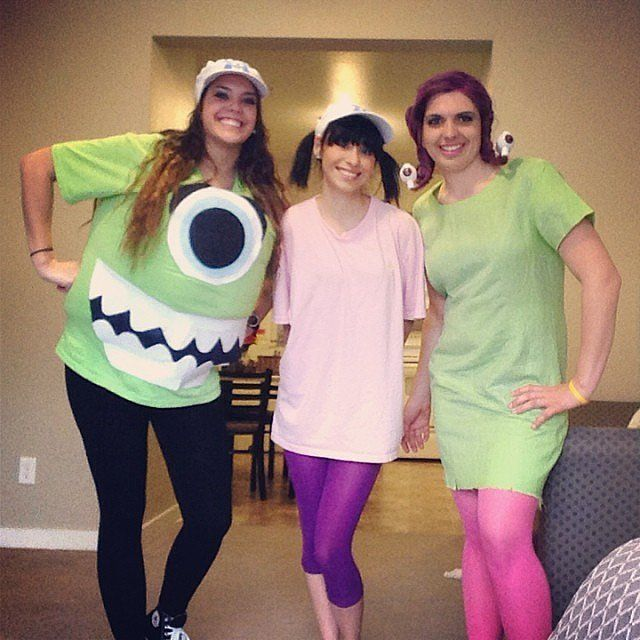 135 best holiday halloween costume ideas images on pinterest monsters and boo from monsters inc costumes for teachersdisney costumes for adultsdiy solutioingenieria Gallery