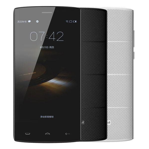 HOMTOM HT7 5.5 Inch 1GB RAM 8GB ROM MTK6580 Quad-core 3000mAh Battery Smartphone