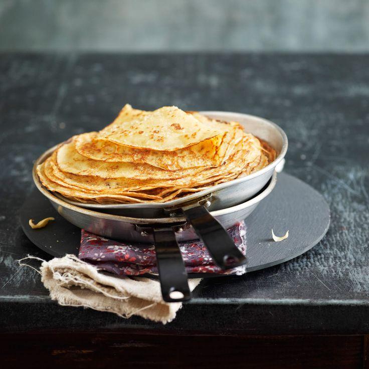 Découvrez la recette Crêpes sans gluten sur cuisineactuelle.fr.