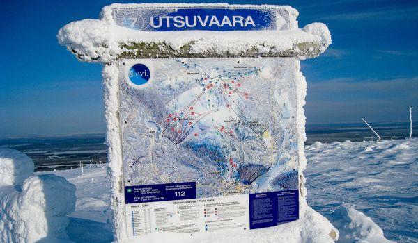 Рассказ о новогоднем курорте Леви #Finland #ski #Levi