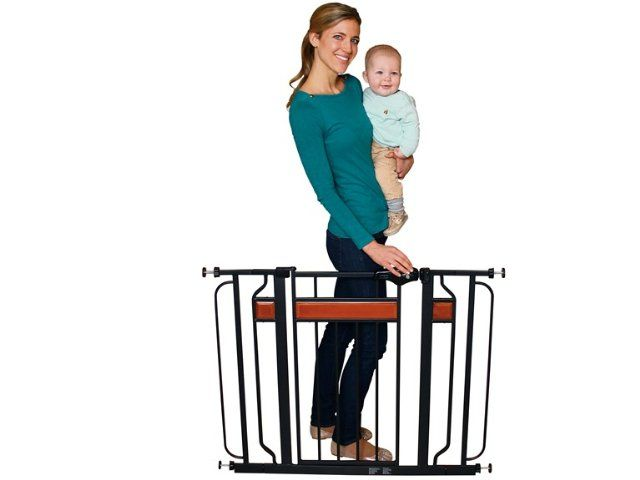 17 Best Ideas About Extra Wide Baby Gate On Pinterest