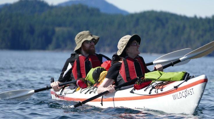 Desolation Sound Kayaking   Kayak BC with Wildcoast   Multiday all-inclusive kayak tours