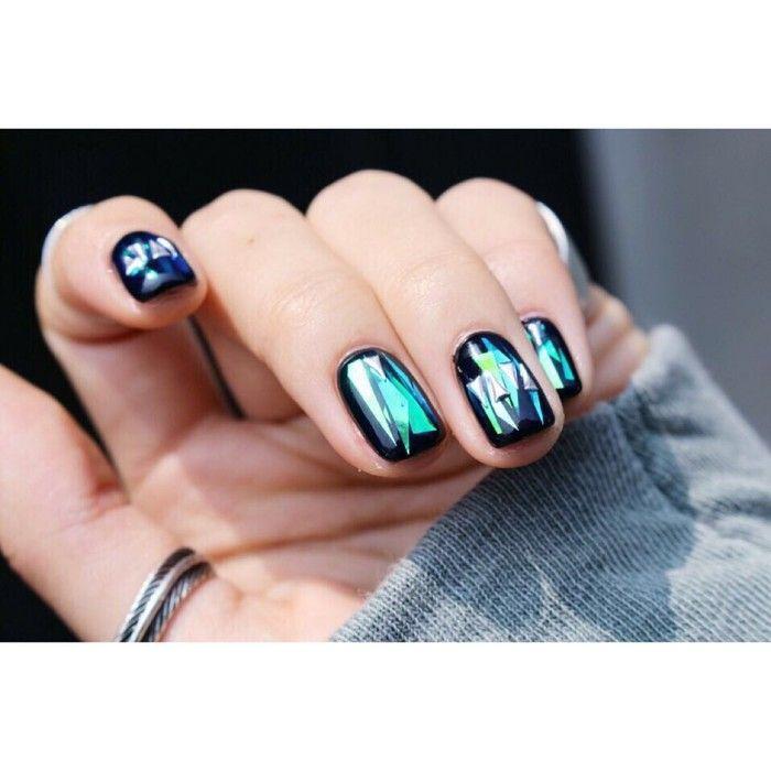 Ins Glassnails uñas [de]