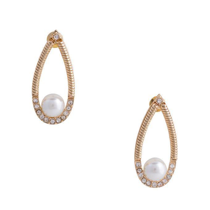 """JewelMint """"Pure Bliss"""" earrings"""