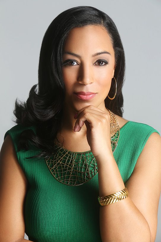"Link Angela Rye of the Annapolis (MD) chapter, is now a ""talking head"" on CNN. Check out her take on politics!"