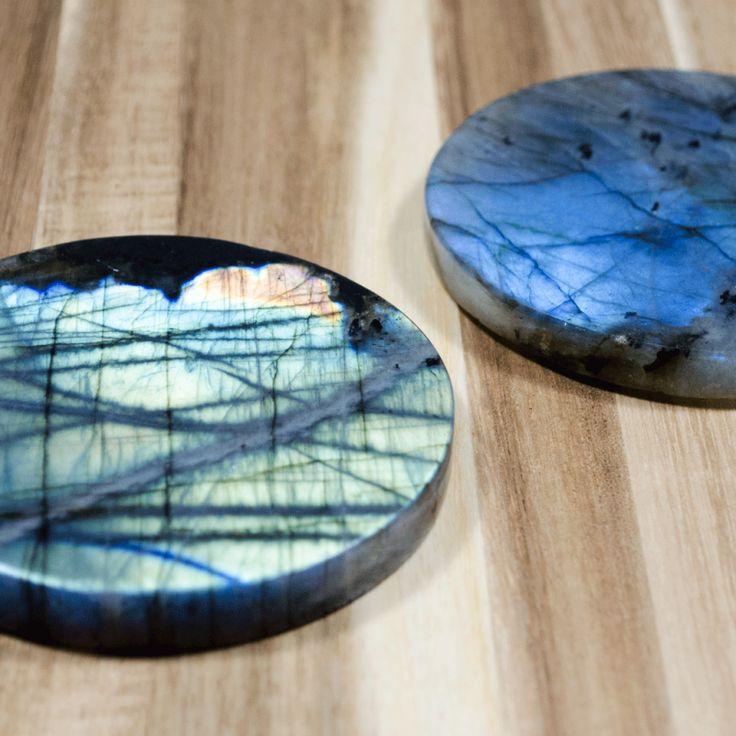 #labradorite #mineral #coasters