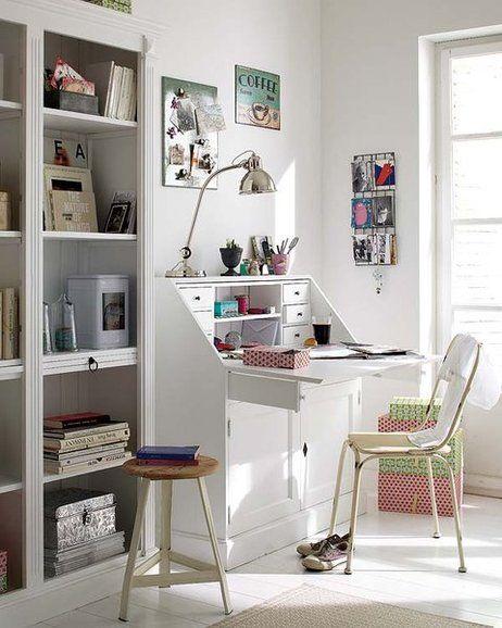 43 best images about deco escritorios e despachos on - Escritorios en esquina ...