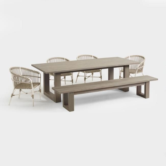 World Market Patio Furniture Sale