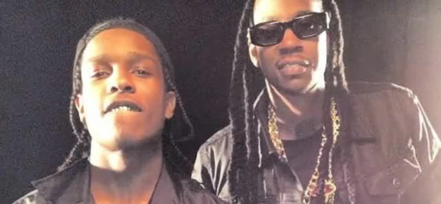 ASAP Rocky - F*ckin' Problems (feat. Drake, 2 Chainz & Kendrick Lamar) (2012)