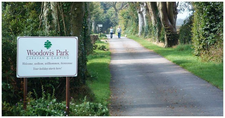 5 Star Devon Campsite and Caravan Park - Woodovis Park