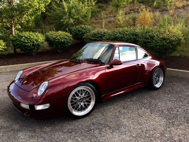 Who has coolest wheels on their 993? - Page 52 - Rennlist Discussion Forums