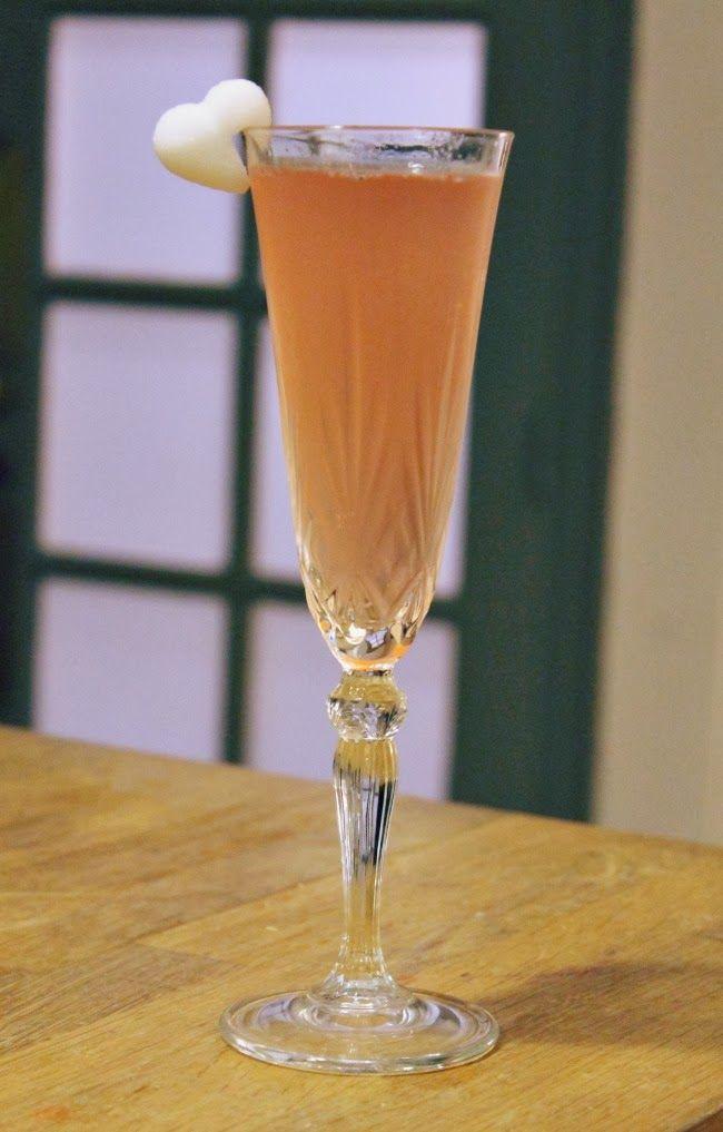 {friday cocktail: rose etoile}