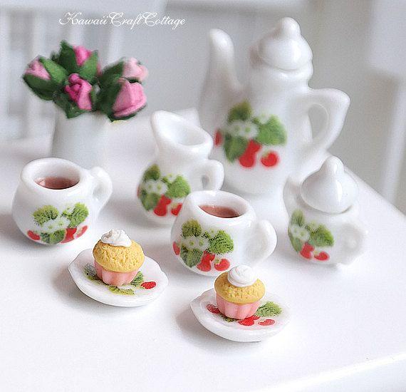 Polymer Clay Mini Cakes