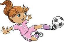 image result clipart soccer player