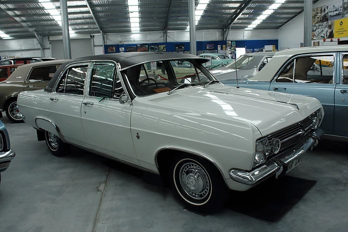 1967 HR Holden Premier