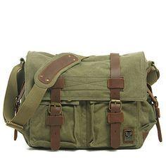 Peacechaos Messenger Camera Bag - also holds laptops