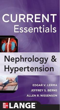 CURRENT Essentials of Nephrology & Hypertension - 1st edition