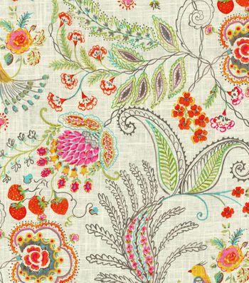Dena Home Upholstery Fabric Hidden Charms/Sundance