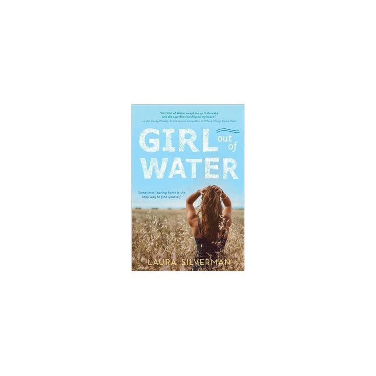 Girl Out of Water (Paperback) (Laura Silverman)