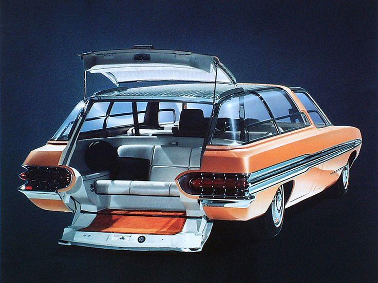 Ford Aurora, 1964