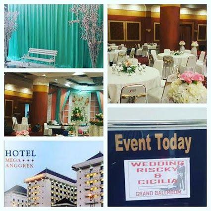 Jasa Sewa HT / Jasa Rental HT (Handy Talky) Wedding Event at Hotel Mega Anggrek, Jakarta Barat. 27 Sept 2015  Official Website : www.bbcom.id  Beastiebrothers Communication - Google+