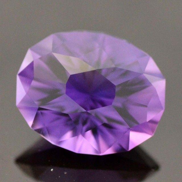 6.86cts Purple Amethyst Stone (RA107)