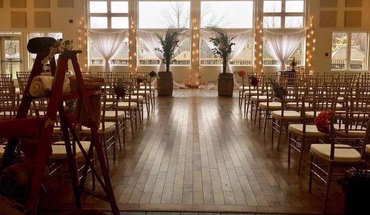 #cldesigns #cldesignteam #orchardoppulance #natureinspiredceremony #chiavarichairs #branches #weddingceremony #ceremonyspaces