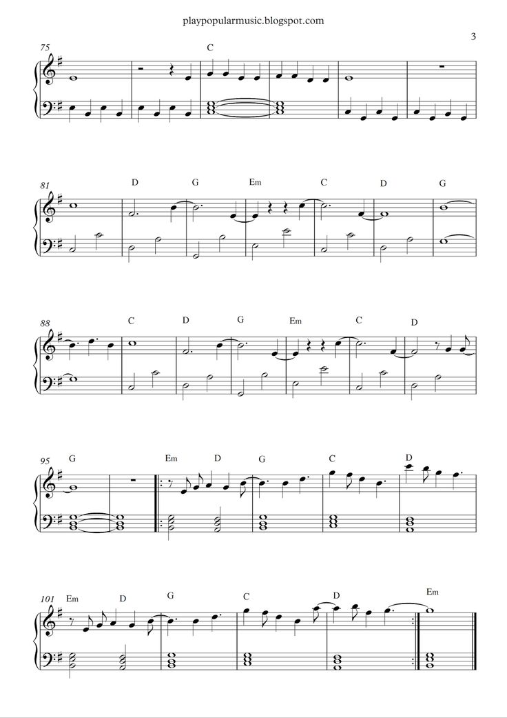 Free piano sheet music: Sing me to sleep - Alan Walker    Our memory will be my lullaby.               Wait a second, let me catch my b...
