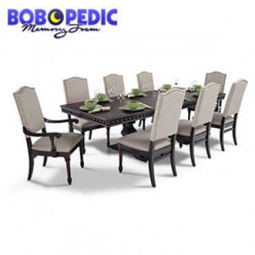 Bristol 9 Piece Dining Set