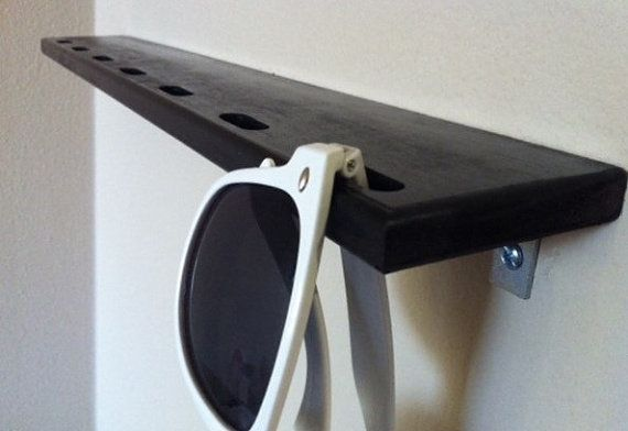 Modern Sunglass Organizer by Industrialization on Etsy