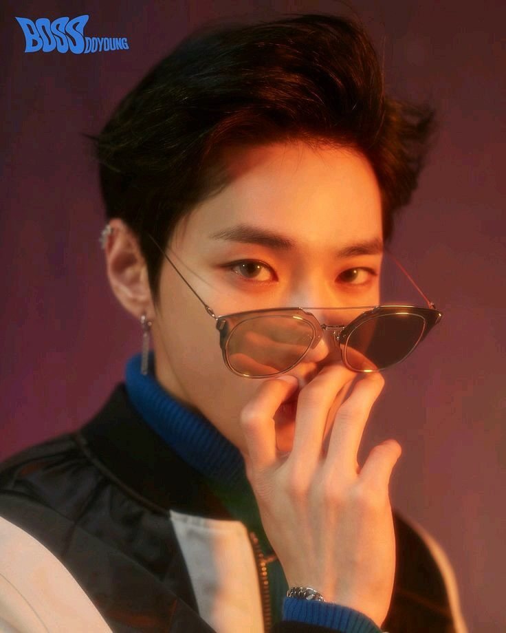 DOYOUNG NCT U - THE BOSS