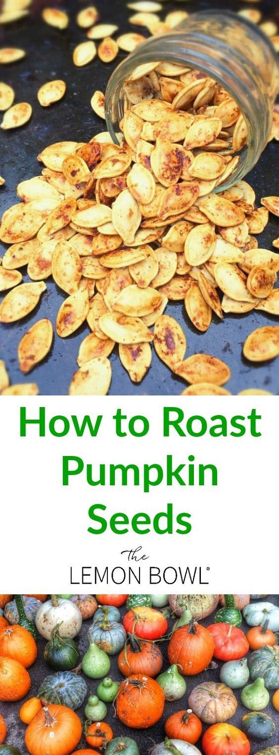 A step-by-step guide to perfectly crispy roasted pumpkin seeds.