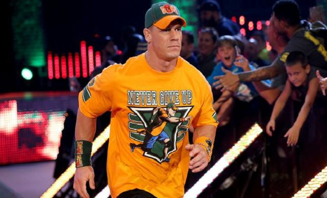 John Cena Returns to Action at WWE Live Event Following Injury Scare