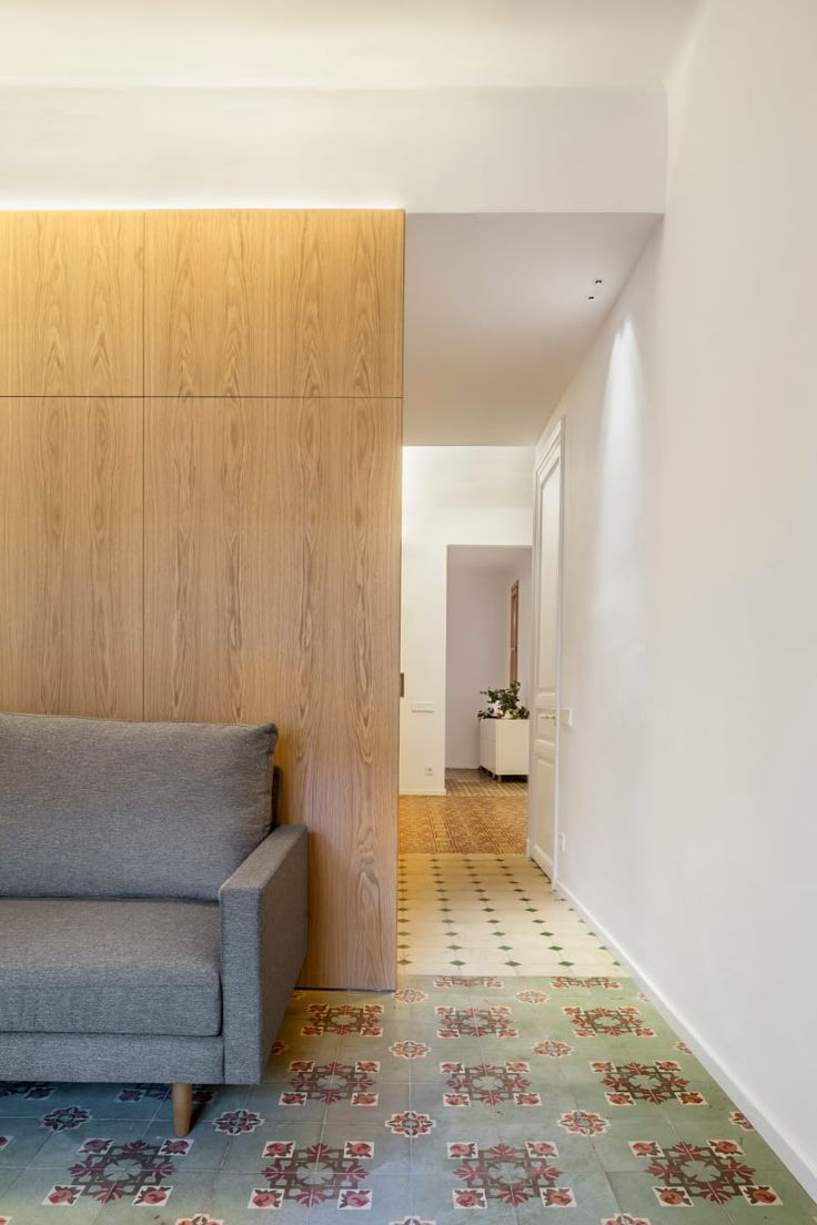 Alventosa Morell arquitectes, Adrià Goula · AL apartment
