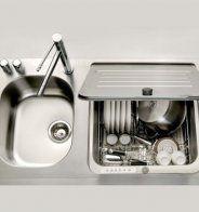 Un évier lave-vaisselle pour une petite cuisson, KitchenAid - Marie Claire Maison