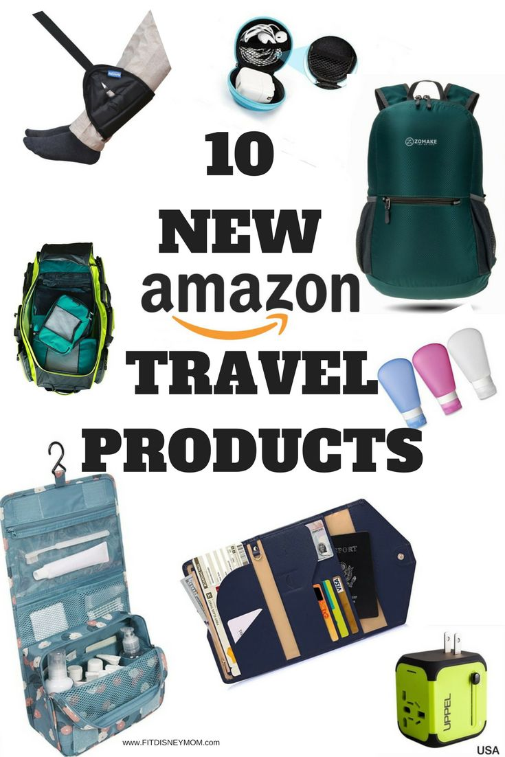Travel tips: 10 NEW travel accessories that will change the way you travel and make life easier.