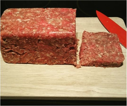 Lorne sausage - the legendary Scottish classic made healthy...and at home!