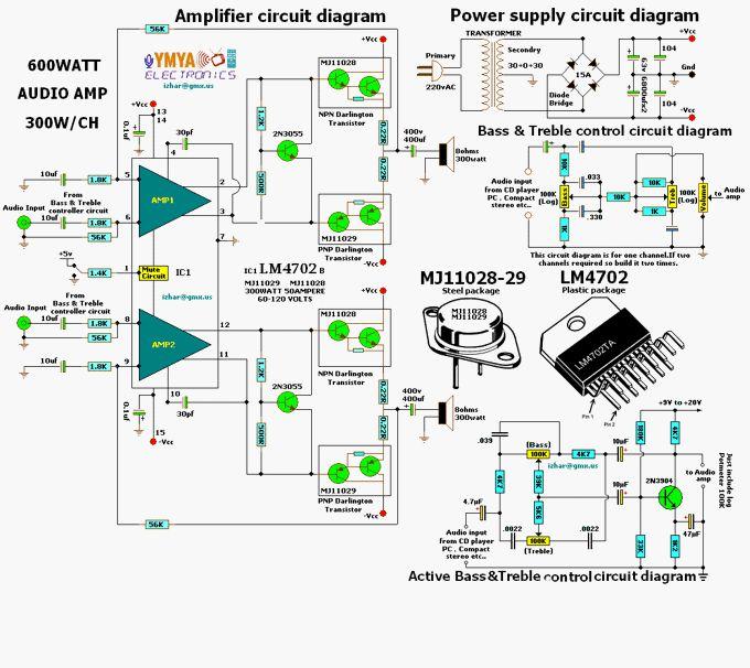 9b74fcdb6d308394e6bd866ea395fd21 circuit diagram audio amplifier 52 best r�paration t�l�vision montr�al images on pinterest wiring diagram for a wind turbine at mifinder.co