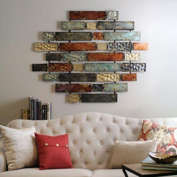 Tolle auffällige und kreative Ideen für die beste Dekoration des Sofas   – Diy Kunst