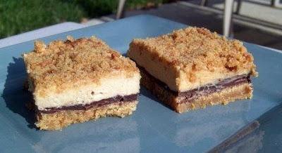 chocolate cream cheese peanut butter bars recipe key ingredient