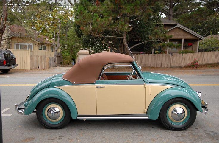 1949 Volkswagen Hebmueller - Beetle