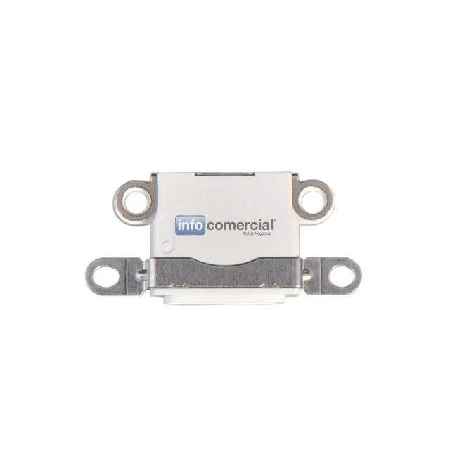 Reemplazo partes de celulares conector micro USB de carga para iphone 5s
