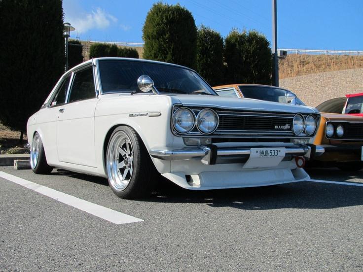 Datsun 510 Bluebird SSS