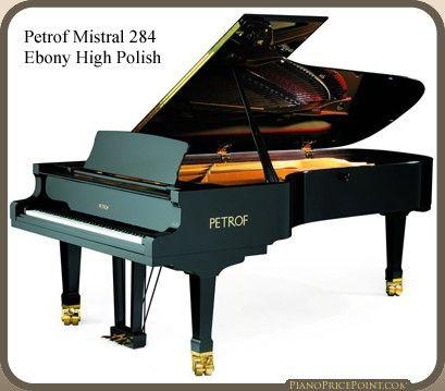 Petrof 284 Grand Piano