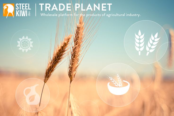 Trade Planet is the first trade platform for agricultural products. The most convenient conditions for deal-making and discussions are provided for traders. The double control system prevents unverified casual traders from participating in any operations, any activities or access to information.