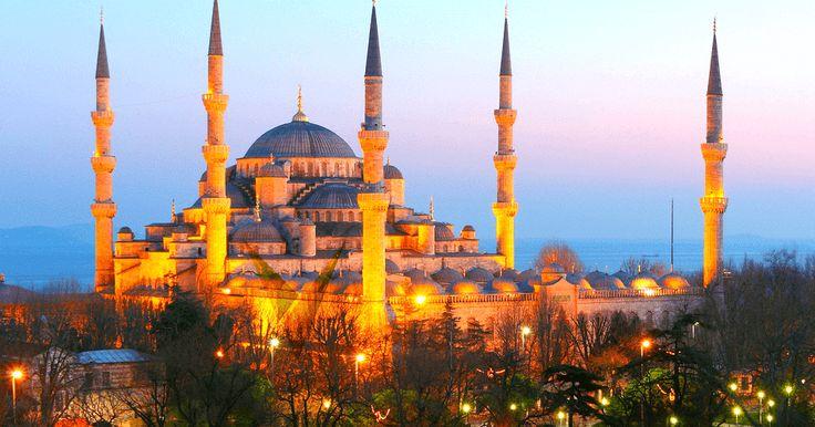 5 Principais Cidades Turísticas da Turquia #Ancara #Antália #europa #viagem