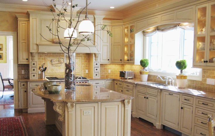 Inspirational Home Depot Kitchen Cabinets Display The Stylish As Well As Gorgeous Home Depot Kitchen Cab Tuscany Kitchen Tuscan Kitchen Tuscan Kitchen Design